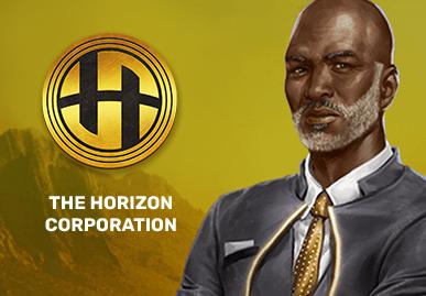 THE HORIZON CORPORATION
